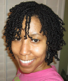 Lisa Irby - Natural Hair