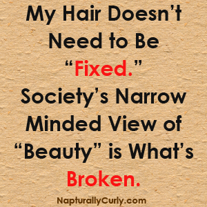 natural hair mantra
