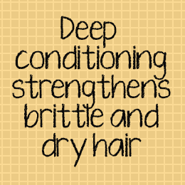 deep conditioning