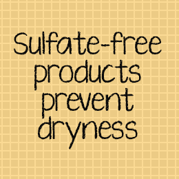 sulfate free products