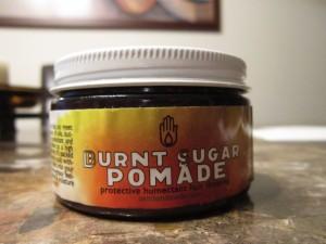 Oyin Handmade's Burnt Sugar Pomade