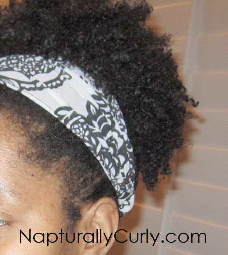 Kinky Curly Curling Custard Wash and Go
