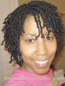 mini twists natural hair
