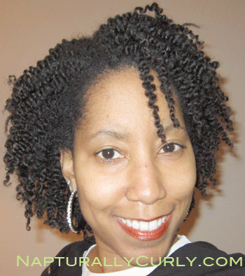Stretched Twist Out