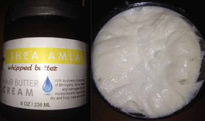 AfroVeda Shea Amla Whipped Butter