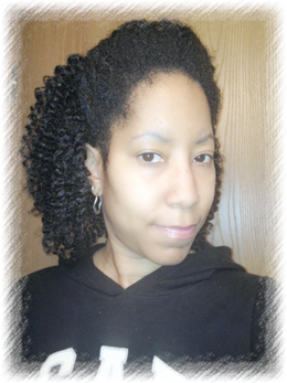 Twist Out on Natural Hair