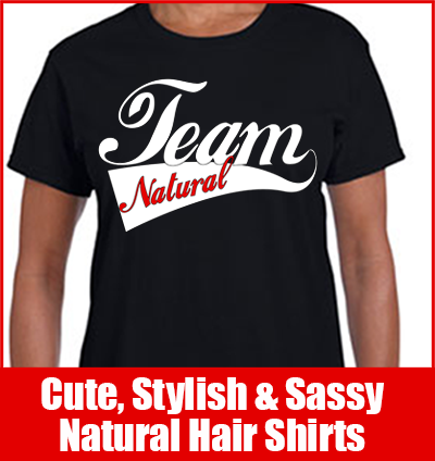 OMG! Cute Natural Hair Shirts!