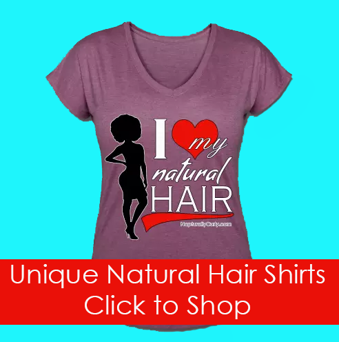 OMG! Cute Natural Hair Shirts