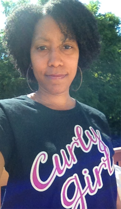 Curly Girl Natural Hair T-Shirt