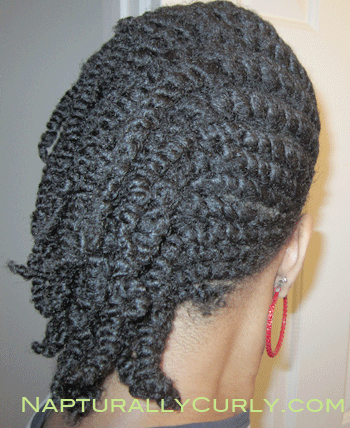 Flat Twist to the Side