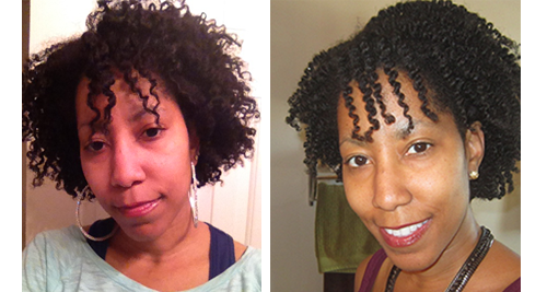 Wet vs Dry Twists