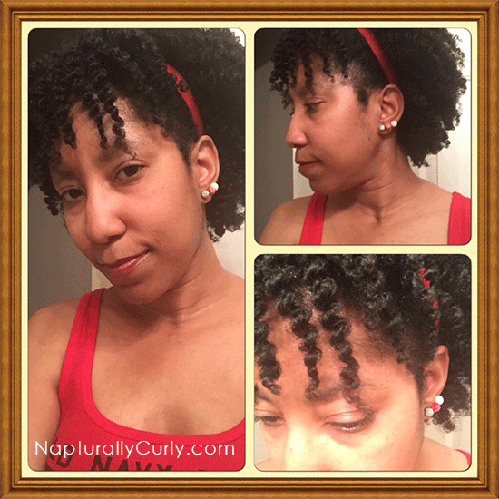 Soft Twist Out